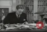 Image of Hjalmar Procope Washington DC USA, 1940, second 6 stock footage video 65675064158