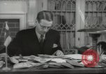 Image of Hjalmar Procope Washington DC USA, 1940, second 9 stock footage video 65675064158