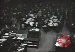 Image of Nuremberg War Crime Trials Germany, 1946, second 3 stock footage video 65675064161
