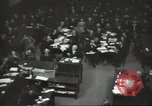Image of Nuremberg War Crime Trials Germany, 1946, second 4 stock footage video 65675064161