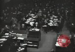 Image of Nuremberg War Crime Trials Germany, 1946, second 6 stock footage video 65675064161