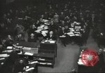 Image of Nuremberg War Crime Trials Germany, 1946, second 8 stock footage video 65675064161