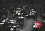 Image of Nuremberg War Crime Trials Germany, 1946, second 10 stock footage video 65675064161