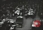 Image of Nuremberg War Crime Trials Germany, 1946, second 11 stock footage video 65675064161