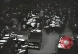 Image of Nuremberg War Crime Trials Germany, 1946, second 12 stock footage video 65675064161