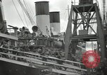 Image of British Expeditionary Force departing via ship France, 1940, second 3 stock footage video 65675064180