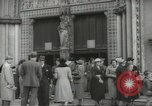 Image of Westminster Abbey London England United Kingdom, 1938, second 2 stock footage video 65675064182