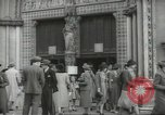 Image of Westminster Abbey London England United Kingdom, 1938, second 5 stock footage video 65675064182