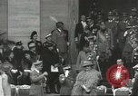 Image of Adolf Hitler Rome Italy, 1940, second 12 stock footage video 65675064187