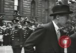 Image of Sir Nevile Meyrick Henderson London England United Kingdom, 1940, second 10 stock footage video 65675064192
