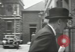 Image of Sir Nevile Meyrick Henderson London England United Kingdom, 1940, second 11 stock footage video 65675064192