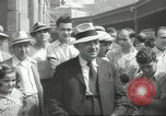 Image of Italian Consul General A.V. Yanelli New York City USA, 1941, second 2 stock footage video 65675064214