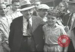Image of Italian Consul General A.V. Yanelli New York City USA, 1941, second 4 stock footage video 65675064214