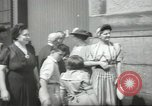 Image of Italian Consul General A.V. Yanelli New York City USA, 1941, second 6 stock footage video 65675064214