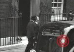 Image of Edouard Daladier London England United Kingdom, 1938, second 2 stock footage video 65675064218