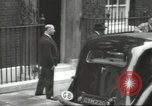Image of Edouard Daladier London England United Kingdom, 1938, second 4 stock footage video 65675064218
