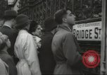 Image of British civilians London England United Kingdom, 1939, second 7 stock footage video 65675064223