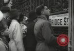 Image of British civilians London England United Kingdom, 1939, second 9 stock footage video 65675064223
