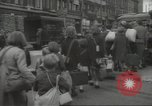 Image of British children evacuating London in World War 2 London England United Kingdom, 1939, second 5 stock footage video 65675064227