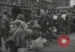 Image of British children evacuating London in World War 2 London England United Kingdom, 1939, second 6 stock footage video 65675064227