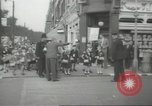 Image of Operation Pied Piper British children evacuate London London England United Kingdom, 1939, second 3 stock footage video 65675064228
