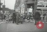 Image of Operation Pied Piper British children evacuate London London England United Kingdom, 1939, second 4 stock footage video 65675064228