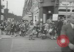 Image of Operation Pied Piper British children evacuate London London England United Kingdom, 1939, second 7 stock footage video 65675064228