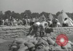 Image of British workers prepare defenses for World War 2 London England United Kingdom, 1939, second 11 stock footage video 65675064235