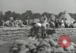Image of British workers prepare defenses for World War 2 London England United Kingdom, 1939, second 12 stock footage video 65675064235