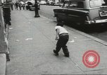 Image of Children playing United States USA, 1960, second 8 stock footage video 65675064239