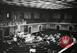 Image of House of Representatives Washington DC USA, 1938, second 8 stock footage video 65675064245