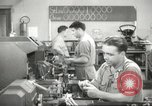 Image of Inside the Jack and Heintz war plant Bedford Ohio USA, 1943, second 1 stock footage video 65675064254