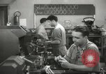 Image of Inside the Jack and Heintz war plant Bedford Ohio USA, 1943, second 2 stock footage video 65675064254