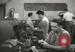 Image of Inside the Jack and Heintz war plant Bedford Ohio USA, 1943, second 4 stock footage video 65675064254