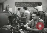 Image of Inside the Jack and Heintz war plant Bedford Ohio USA, 1943, second 5 stock footage video 65675064254