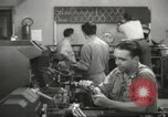 Image of Inside the Jack and Heintz war plant Bedford Ohio USA, 1943, second 7 stock footage video 65675064254