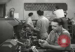 Image of Inside the Jack and Heintz war plant Bedford Ohio USA, 1943, second 8 stock footage video 65675064254
