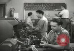 Image of Inside the Jack and Heintz war plant Bedford Ohio USA, 1943, second 9 stock footage video 65675064254