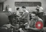 Image of Inside the Jack and Heintz war plant Bedford Ohio USA, 1943, second 10 stock footage video 65675064254