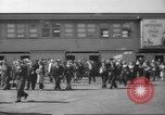 Image of Kaiser Shipyard Richmond California USA, 1944, second 2 stock footage video 65675064256