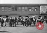 Image of Kaiser Shipyard Richmond California USA, 1944, second 4 stock footage video 65675064256
