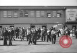 Image of Kaiser Shipyard Richmond California USA, 1944, second 6 stock footage video 65675064256