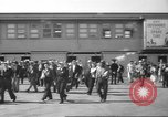 Image of Kaiser Shipyard Richmond California USA, 1944, second 7 stock footage video 65675064256