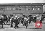 Image of Kaiser Shipyard Richmond California USA, 1944, second 8 stock footage video 65675064256