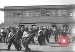 Image of Kaiser Shipyard Richmond California USA, 1944, second 10 stock footage video 65675064256