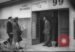 Image of Natz Art Gallery Palestine, 1945, second 2 stock footage video 65675064260
