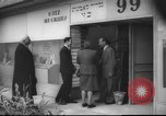 Image of Natz Art Gallery Palestine, 1945, second 4 stock footage video 65675064260