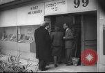 Image of Natz Art Gallery Palestine, 1945, second 6 stock footage video 65675064260