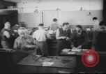 Image of Production of  Hebrew  newspaper Haaretz Palestine, 1945, second 2 stock footage video 65675064261