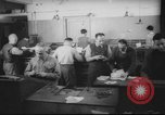 Image of Production of  Hebrew  newspaper Haaretz Palestine, 1945, second 6 stock footage video 65675064261